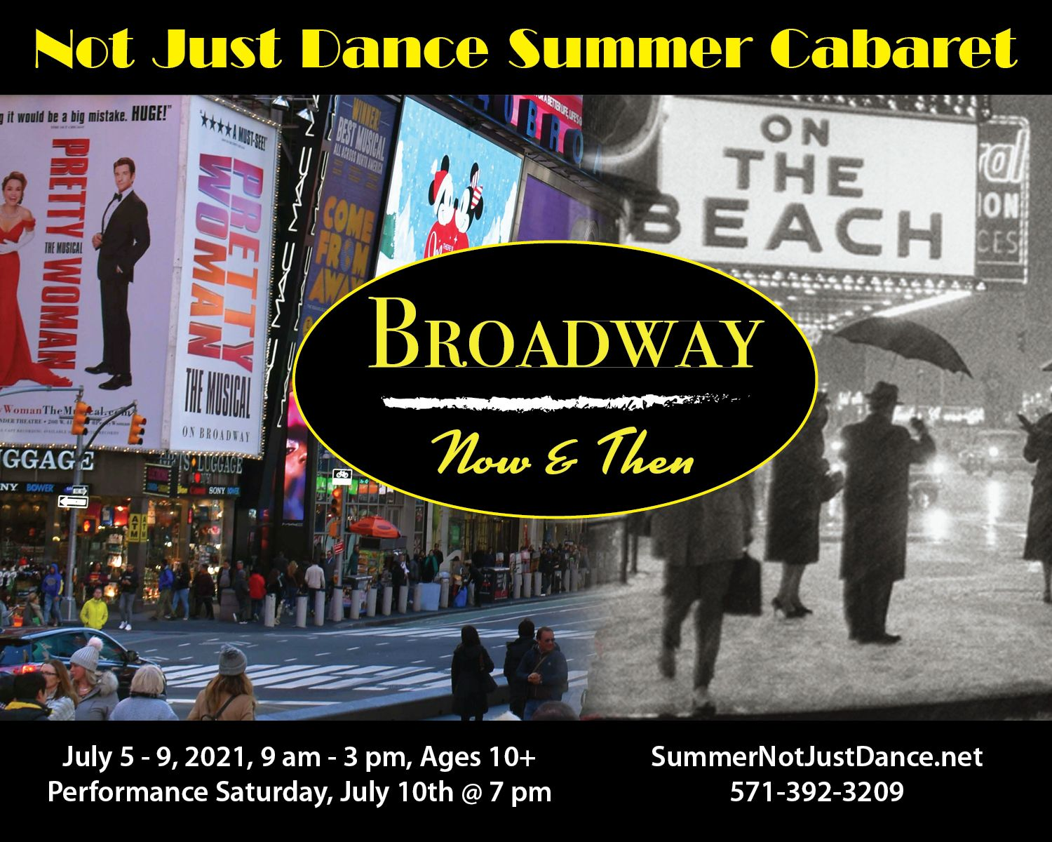 Broadway Now & Then